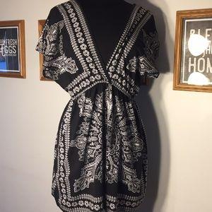 Ultra Flirt Dress/Coverup XL
